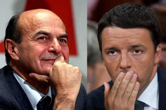Matteo Renzi voto presidente della Repubblica