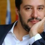 Matteo Salvini ospite a diMartedì