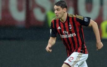 Milan calcio, De Sciglio rompe con la società e con i tifosi: Juventus sempre più vicina