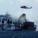 Terza ispezione sul Norman Atlantic