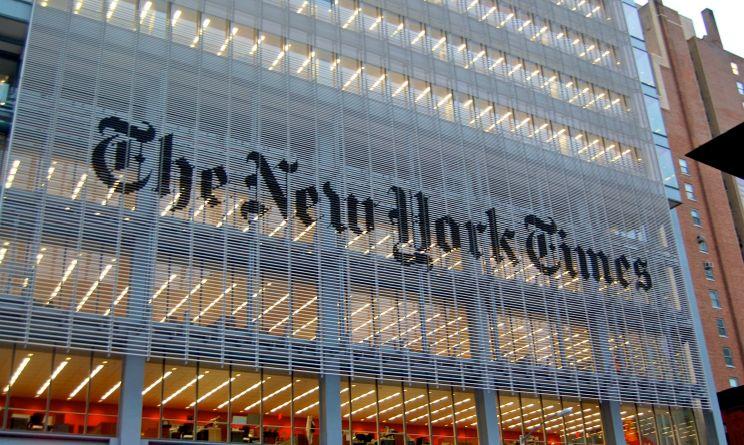 New York Times controcorrente sul giornale Charlie Hebdo