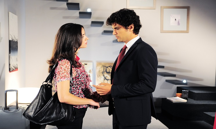 Penelope con Velasco