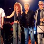 Pino Daniele Tour dei 4 nel 2001