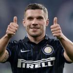 Podolski Inter serie A