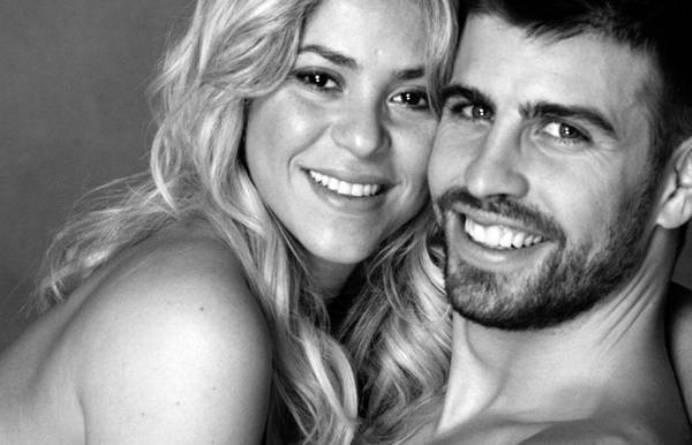 Shakira e Piqué secondo figlio