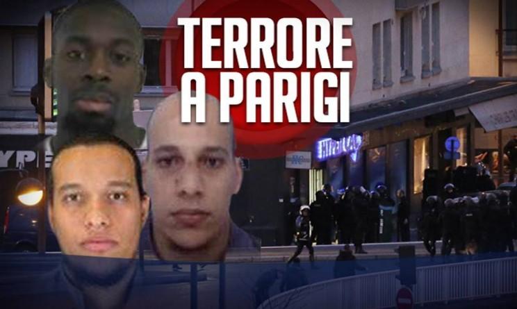 la strage di parigi