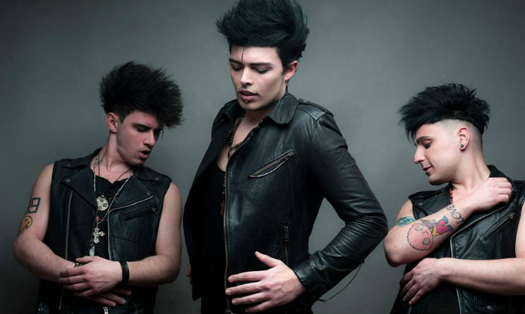 "Amici 14 gruppo new entry ""The Kolors"""