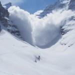quattro scialpinisti travolti da valanga