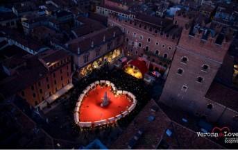 San Valentino 2017 a Verona: offerte low cost, programma ed eventi per un weekend da sogno