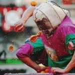 Carnevale Ivrea battaglia arance 2015