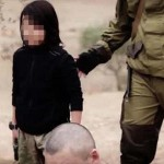 video ISIS bambino boia prigionieri Kazakistan