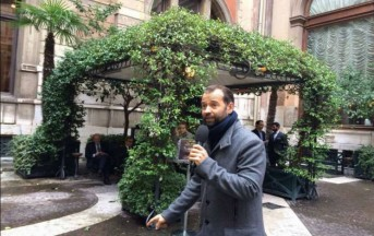 Elezione Presidente della Repubblica 2015: Fabio Volo imbucato alla Camera viene allontanato