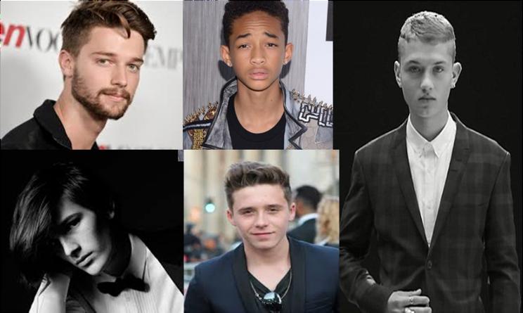 i 5 figli di star famose più belli e popolari del mondo