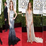 i look sul red carpet dei golden globes 2015