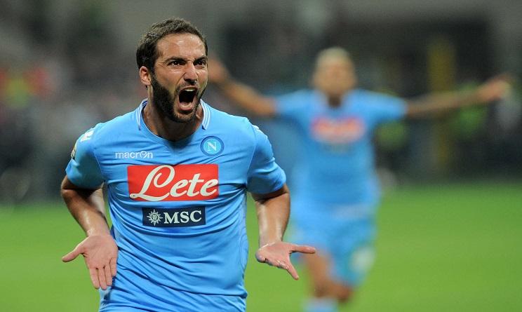 Higuain Arbitro Irrati Napoli