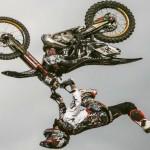 morto il campione di motocross