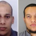 strage Charlie Hebdo killer Parigi teste di cuoio