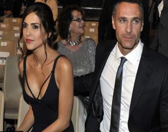 Raoul Bova e Rocio Munoz Morales aspettano una femminuccia?