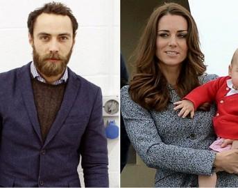 Kate Middleton, il fratello James lamenta l'ingombrante parentela