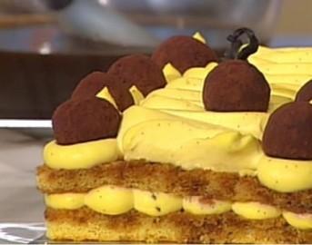 Ricette dolci Detto Fatto : la ricetta del tiramisù ai tartufini