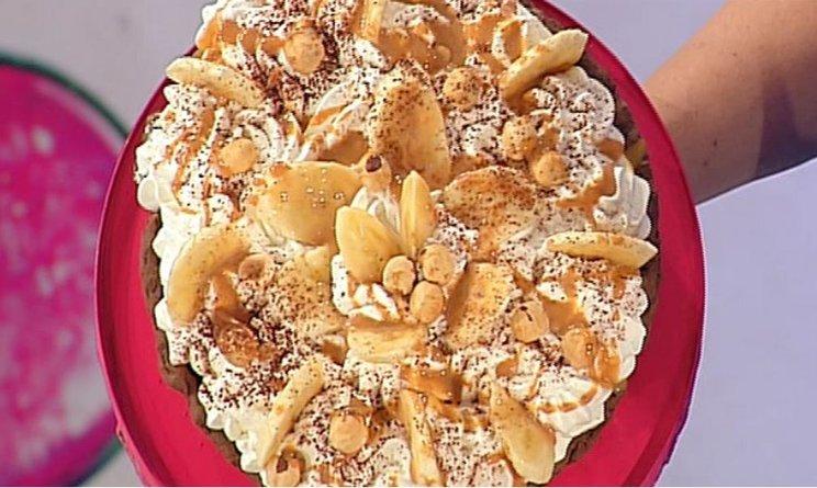 Ricette dolci dopo il tigg la torta banoffee di ambra for Dolci tradizionali romani
