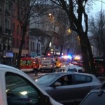 sparatoria in zona Parigi sud