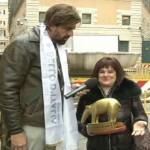 tapiro d'oro striscia la notizia