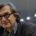 Il regista Wim Wenders
