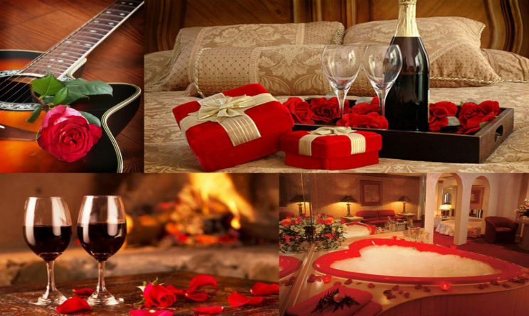 San valentino 2015 10 idee per una serata romantica urbanpost - Idee serata romantica a casa ...