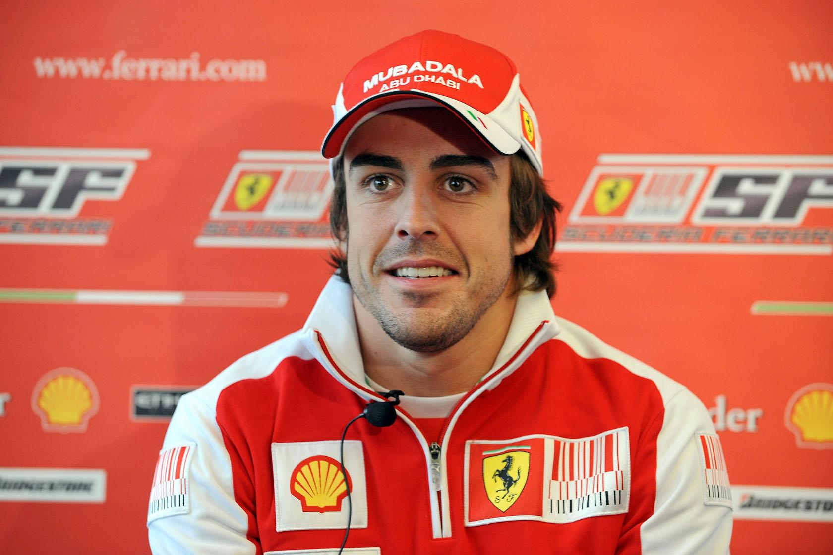 Fernando Alonso incidente a Montmelo