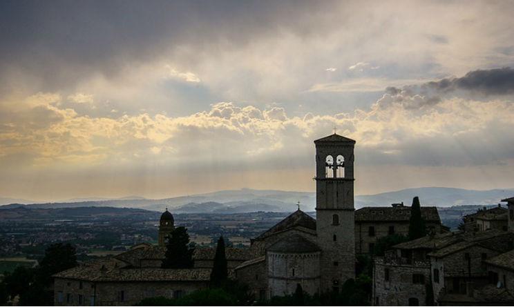 itinerari religiosi in Umbria