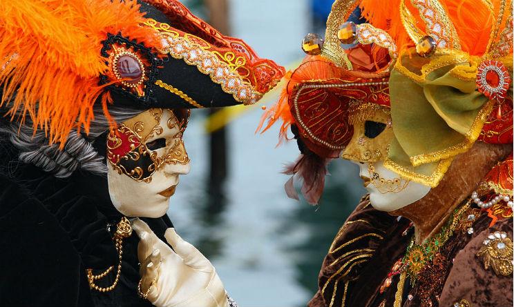 Carnevale Venezia san valentino
