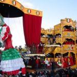 Carnevale Viareggio 2015 rioni
