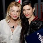 Emma Marrone ed Elisa coach Amici 14