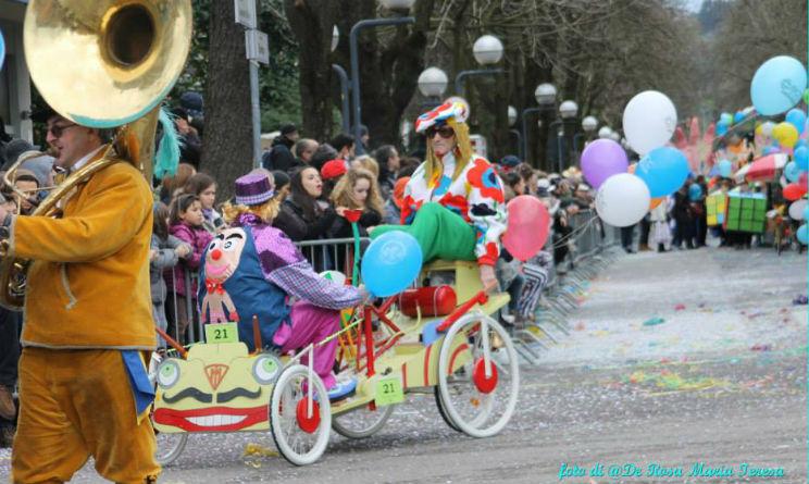 Carnevale 2015 Imola Fantaveicoli