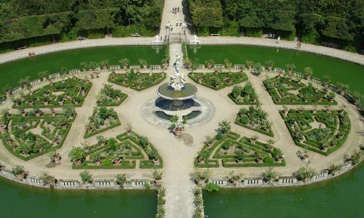 Giardini di Boboli Archivio Grandi Giardini Italiani