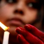 India bimba stuprata e sgozzata
