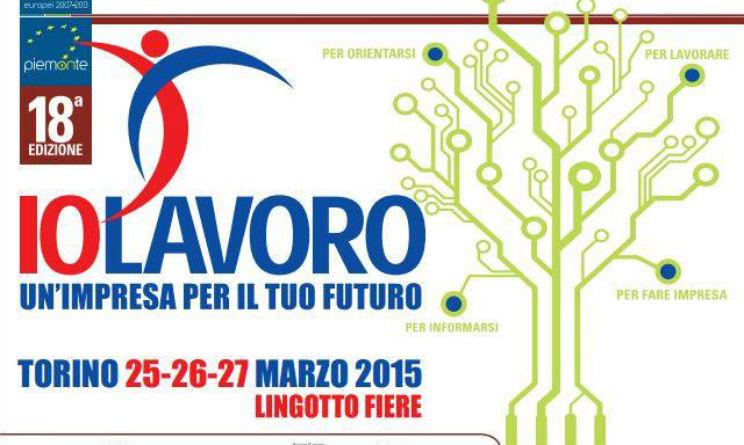 fiera lavoro Torino 2015