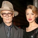 Johnny Depp e Amber Heard si sposano