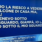 Caso Ceste news a Mattino 5