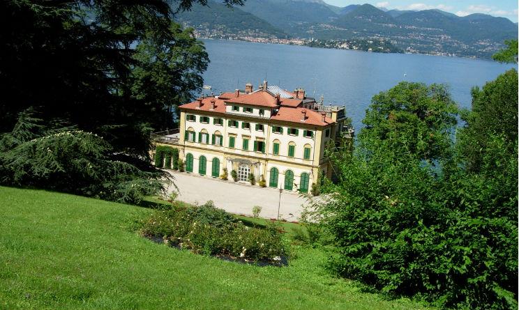Parco di Villa Pallavicino Archivio Grandi Giardini Italiani