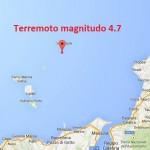 Scossa terremoto nel tra Calabria e Sicilia