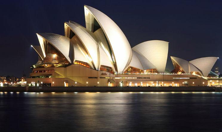 Sidney top-ten città sicure 2015