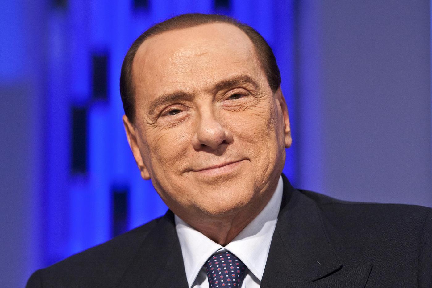 Silvio Berlusconi sconto di pena
