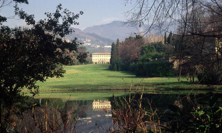 Villa Reale di Marlia Archivio Grandi Giardini Italiani