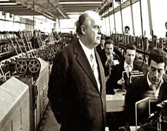 27 febbraio 1960: Adriano Olivetti, padre della macchina da scrivere, moriva 55 anni fa