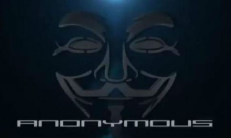 anonymous hackera sito web isis