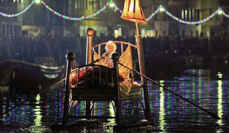 Carnevale di Venezia 2015 eventi offerte martedì Grasso Arsenale