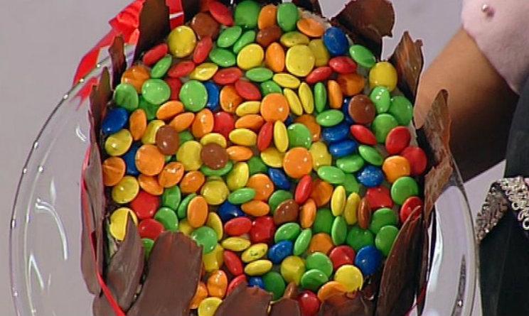 Ricette dolci dopo il tigg la carnival cake di ambra for Dolci tradizionali romani
