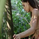 Cecilia Rodriguez Playa Desnuda